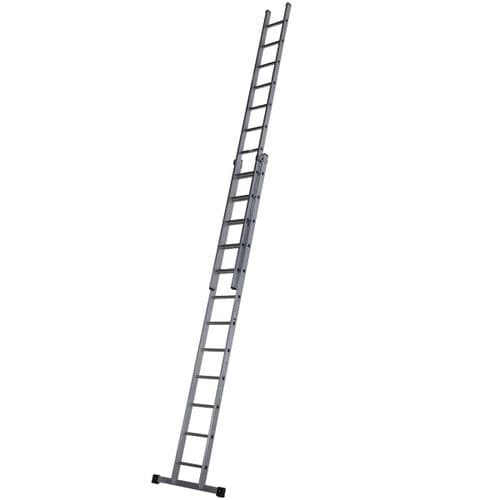 Youngman 57011118 Trade 200 2 Section Extension Ladder 2.5m
