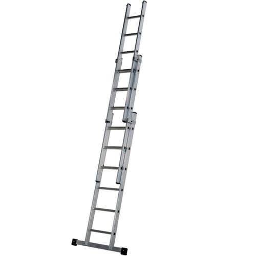 Youngman 57012318 Trade 200 3 Section Extension Ladder 3.66m