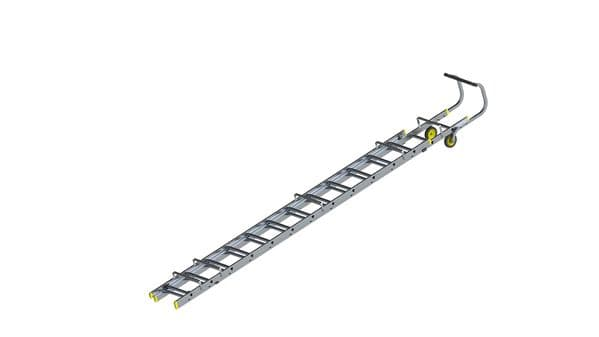 Youngman 57664000 Double Section Roof Ladder 4.33m