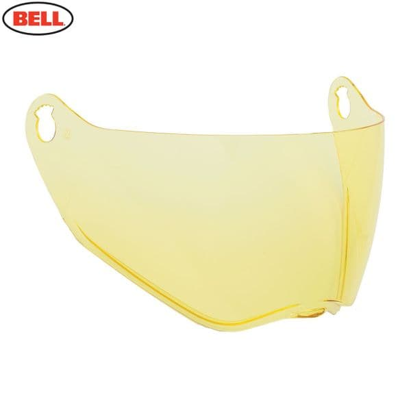 Bell Replacement MX-9 Adv Shield Hi-Def Yellow