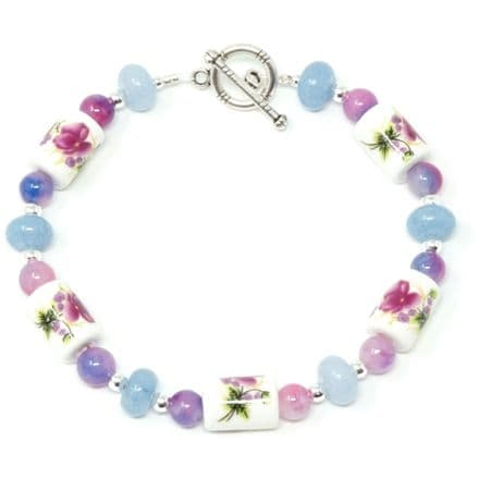 Hibiscus B3 Bracelet (Available in 2 Sizes)