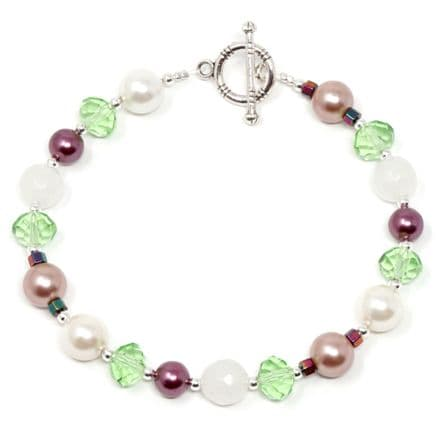 Orchid  B2 Bracelet (Available in 2 Sizes)