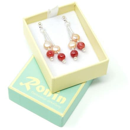 Rosehip E3 Earrings
