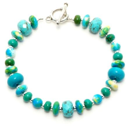 Swimming Pool B1 Bracelet (available in 2 sizes)