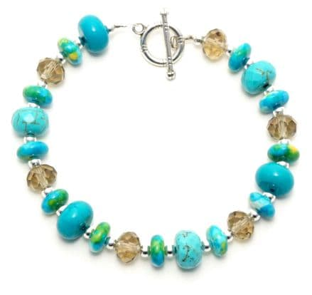 Swimming Pool B2 Bracelet (available in 2 sizes)