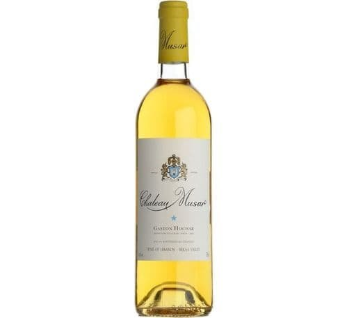 Chateau Musar Blanc 2001- Limited Stock