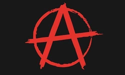 Anarchy Red Flag