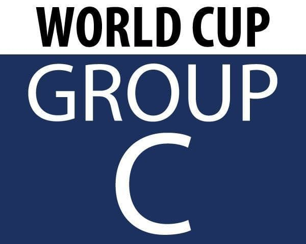 World Cup 2018 - Group C Teams