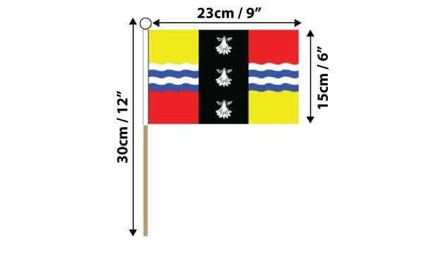 Bedfordshire Hand Flag