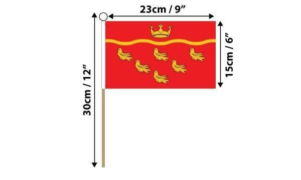 East Sussex Hand Flag