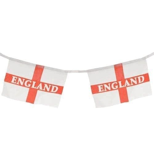 England Supporters Bunting (5m)