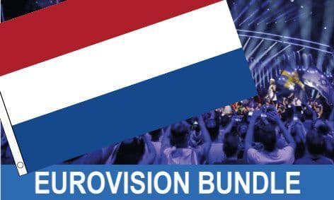 Eurovision Flags & Bunting Bundle - 12 Items