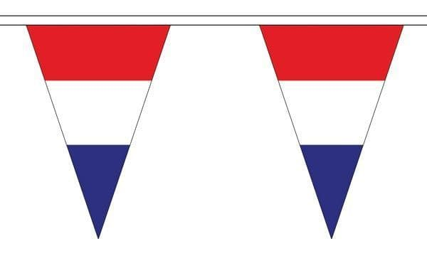 Netherlands Triangle Bunting (20m) - 54 Flags