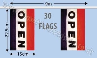 Open (Red) Bunting (9m)