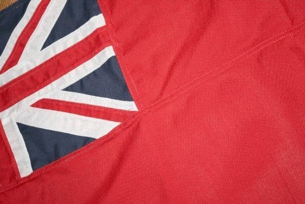Red Ensign SEWN Flag