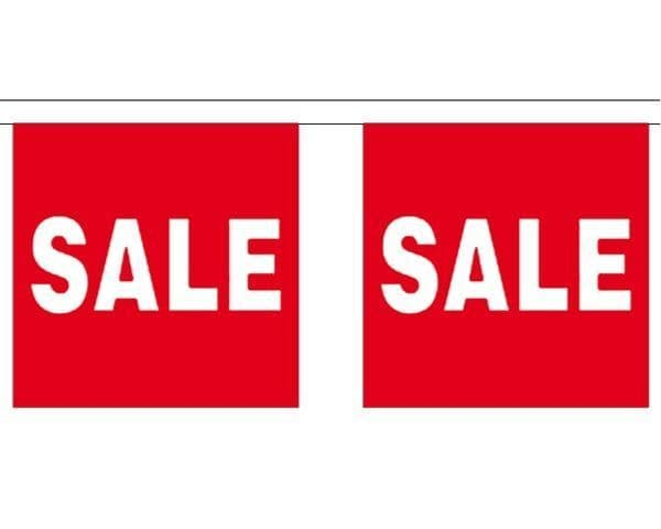 Sale GIANT Bunting (18.25m)