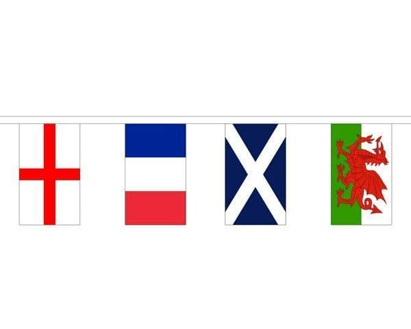 Six Nations Large Bunting (16m)