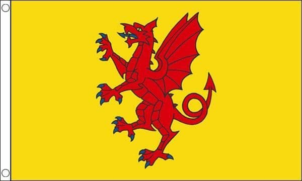 Somerset Flags