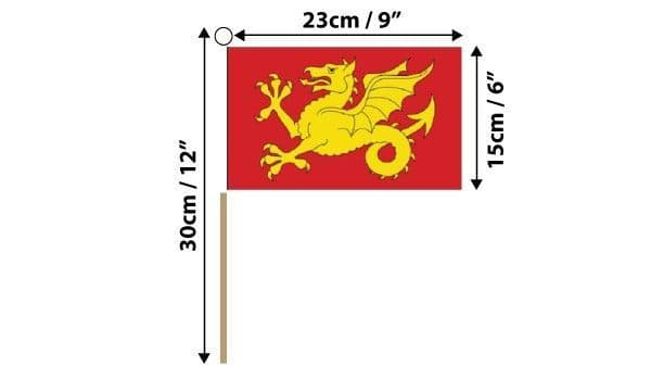 Wessex Hand Flag