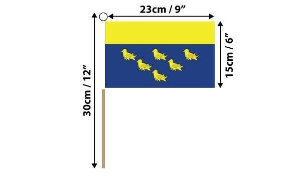 West Sussex Hand Flag