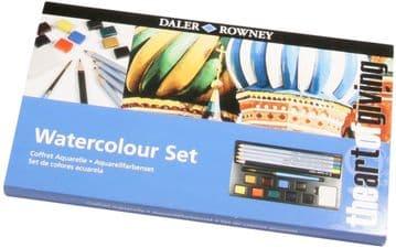 Daler-Rowney Watercolour Set the art of giving