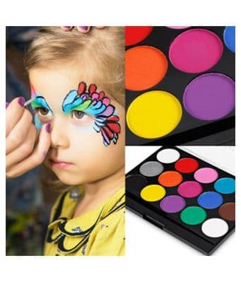 Face and Body Paint Sets