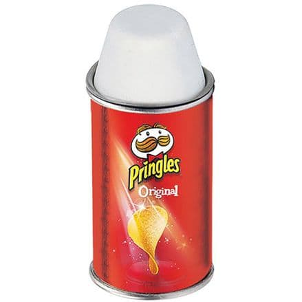 Helix Pringles Eraser: Assorted colours