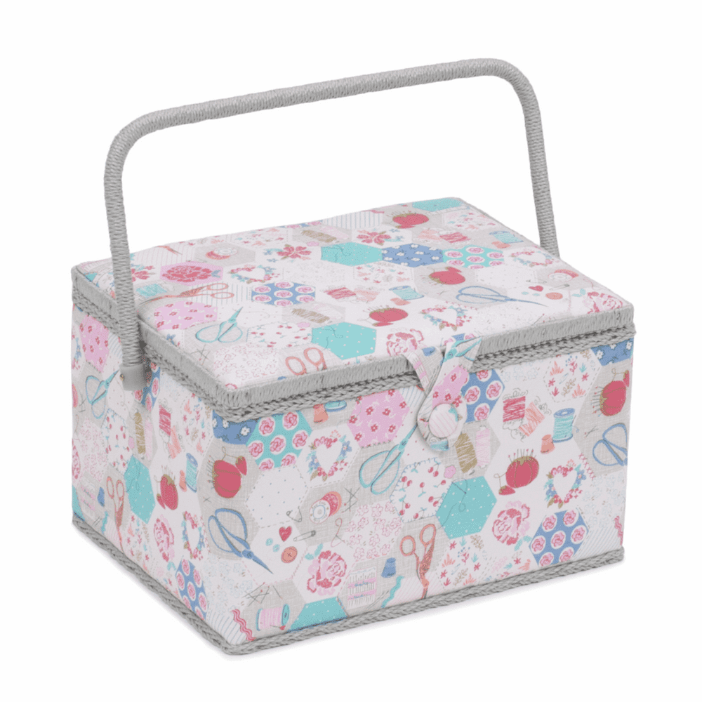 Hobby Gift Sewing Box (L), Notions