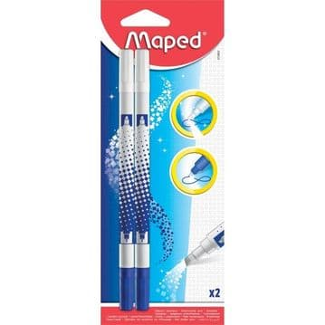 Maped Twin Pack Classic Ink Corrector Pens  01280206