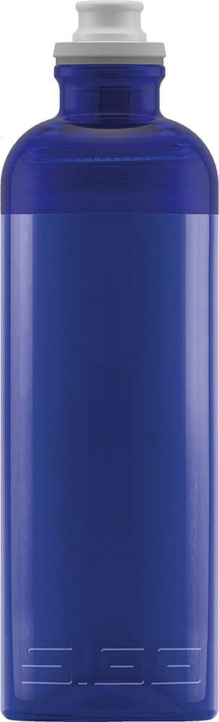SIGG Miracle, Sport Water Bottle, Lightweight, Tritan, BPA Free - 0.6 L