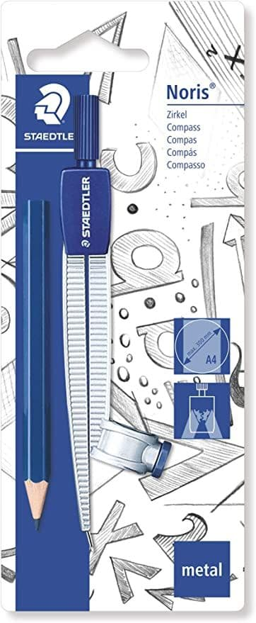 Staedtler Meatl Compass with pencil