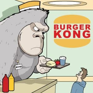 CAN78 - Burger Kong