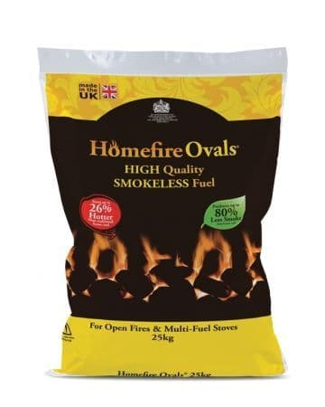 Homefire Ovals / Roomheat 20 x 25kg