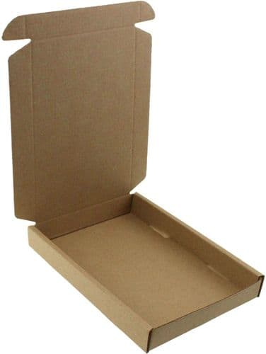 16.3cm X 11cm X 2cm C6 A6 Brown Cardboard Square Box Large Letter Shipping Posting Boxes