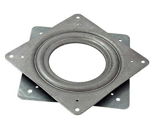 Lazy Susan 3C Bearing 3 inch or 75mm Swivel Turntable Bearing square