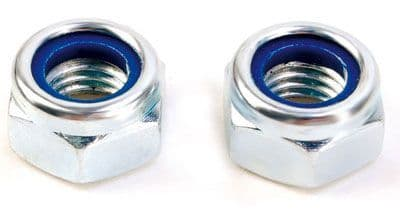 Nyloc Stainless Steel Nuts