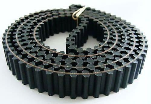 Replacement (DUNLOP) Double Sided Toothed Timing Belt Murray, Toro, Wolf, AGS, AXXOM