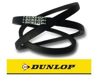 """Replacement (DUNLOP) Scotts M118685 Lawn Tractor Belt GT2554, S2554 With 54"""" Deck Only (1999-2001)"""