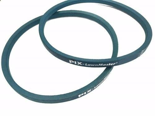 Replacement (PIX Kevlar) Ford New Holland GT65, GT75, GT85, GT95 PTO Drive Belts (SET X 2)
