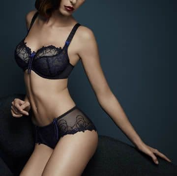 Empreinte - Irina BALCONY Midnight Blue