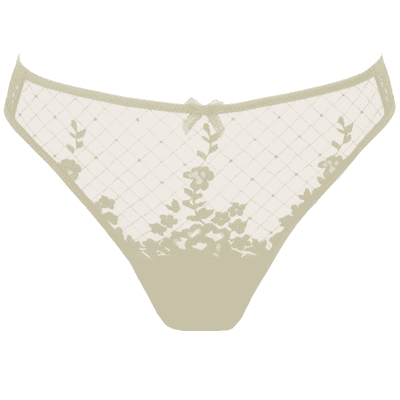 Empreinte - Melody Thong Pearl/Ivory