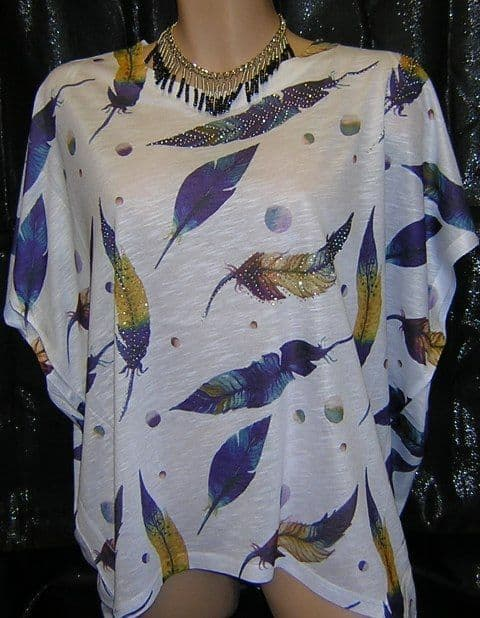 Paramour - T.Shirt - Feathers