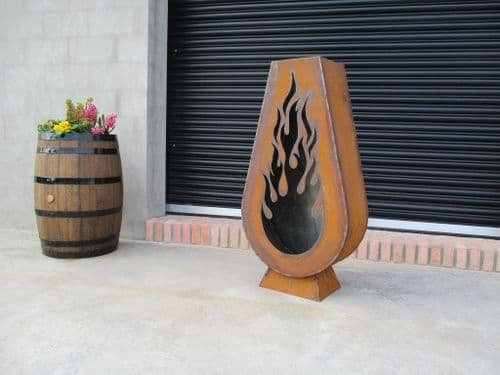 Flame Design Chiminea