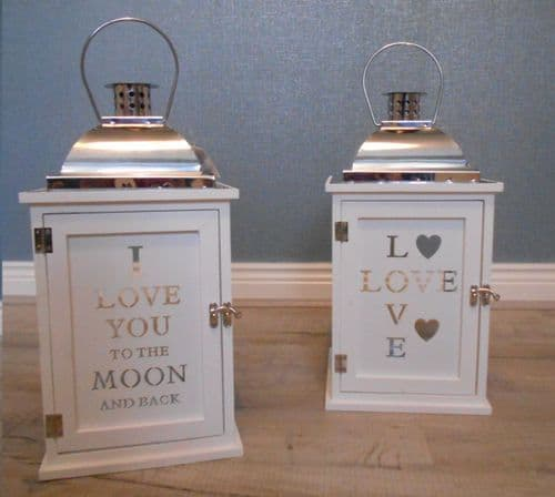 Love Lanterns (Set Of 2)