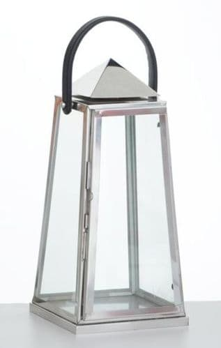 Polished Stainless Steel Lanterns
