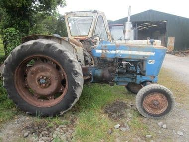 Ford 4000 Force - SOLD