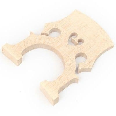 CELLO BRIDGE, FRENCH STYLE, FINE AGED MAPLE, ANY SIZE, UK SELLER, FAST DESPATCH!