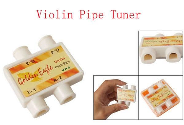 TUNING PITCH PIPES, IDEAL FOR VIOLIN, GREAT QUALITY, NEW AND CASED, UK SELLER!