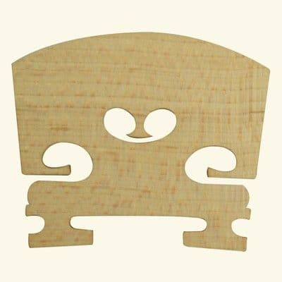VIOLIN BRIDGE, ANY SIZE:4/4 - 1/16. FINE AGED MAPLE,UK SELLER, FAST DESPATCH!!!