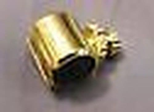 VIOLIN WOLF TONE ELIMINATOR, IMPROVE YOUR TONE, GOLD PLATED, UK SELLER